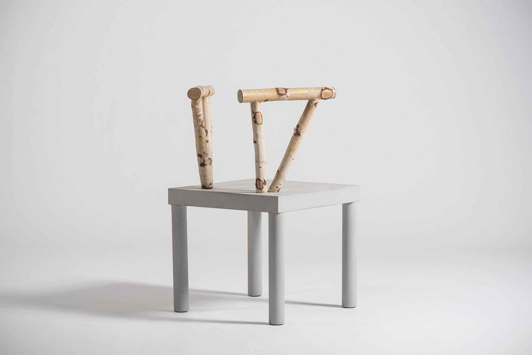 Andrea Branzi |   Domestic Animals chair