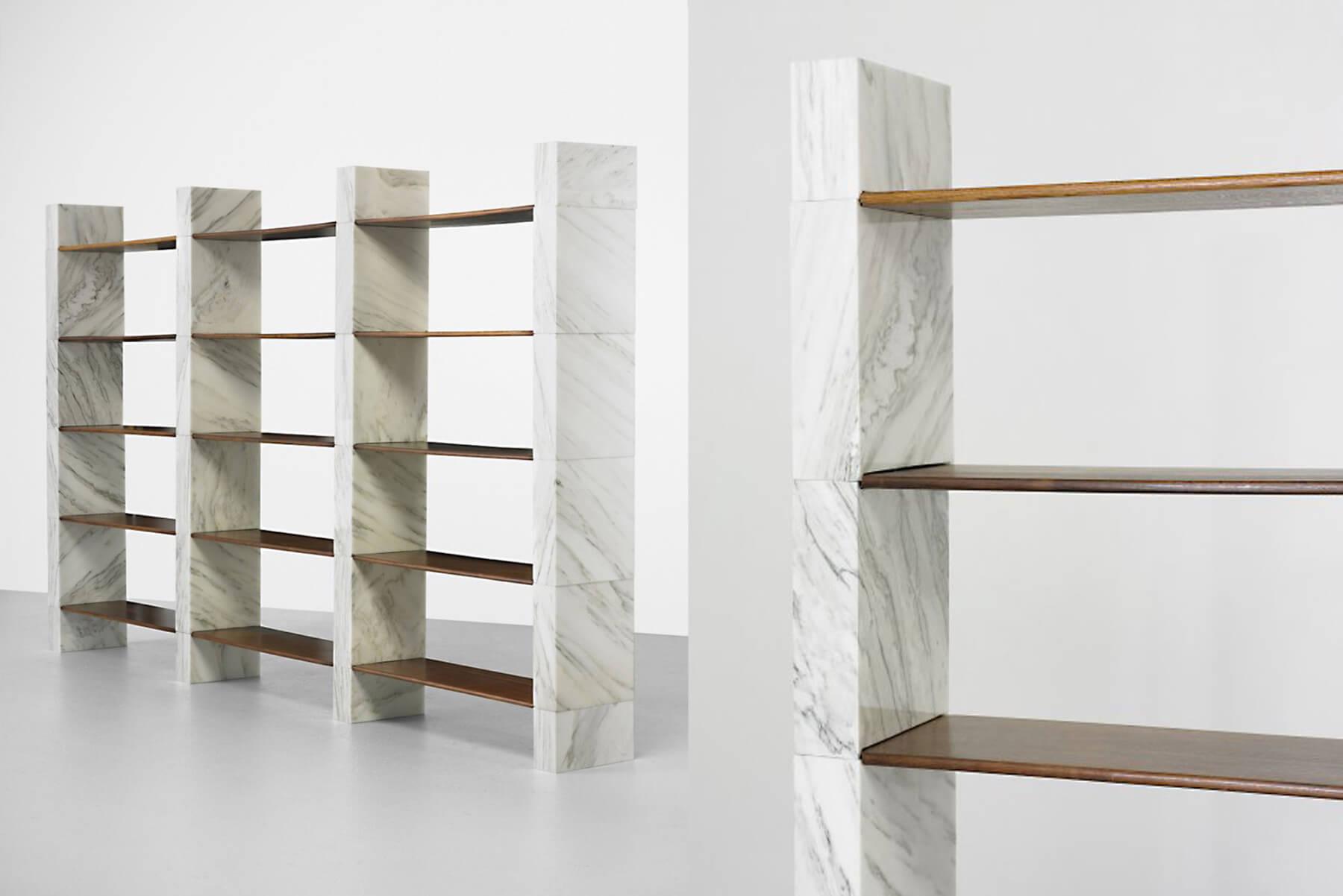 Afra & Tobia Scarpa |   Cidonio - bookcase