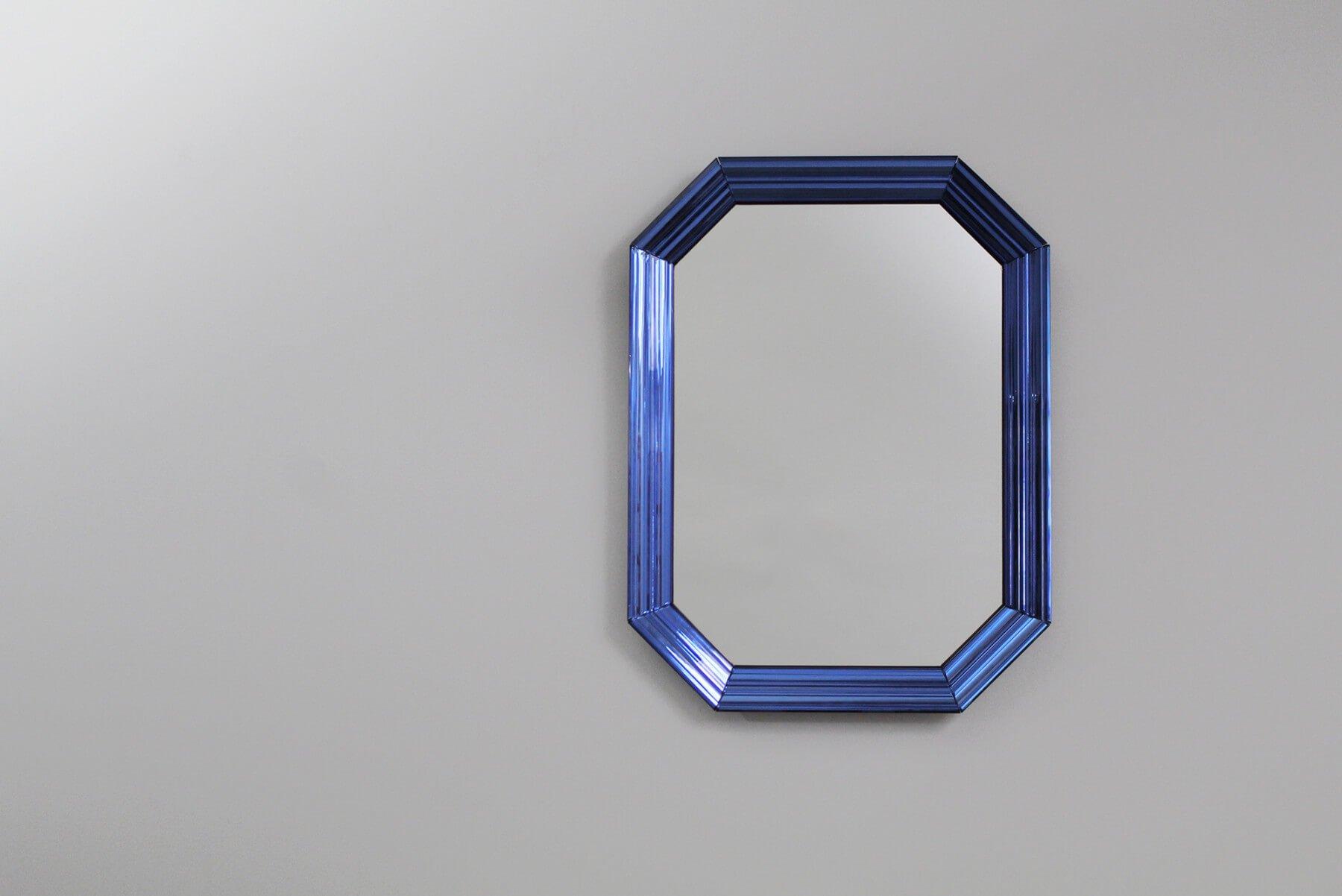 Pietro Chiesa |   blue mirror