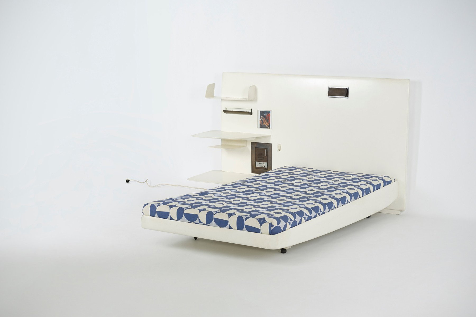 Gio Ponti |   Headboard and Daybed for X Selettiva of Cantu