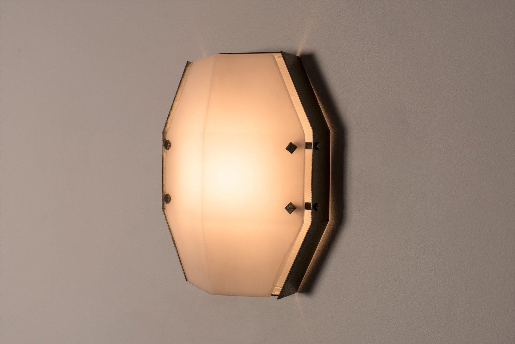 Elio Monesi |   Sconce, model 12880