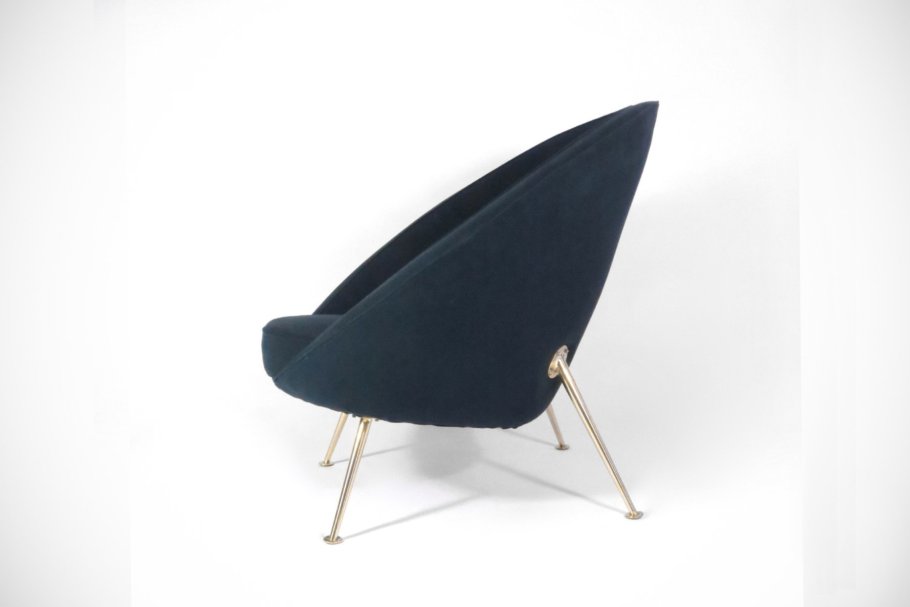 Ico Parisi |   Egg chair, model no. 813