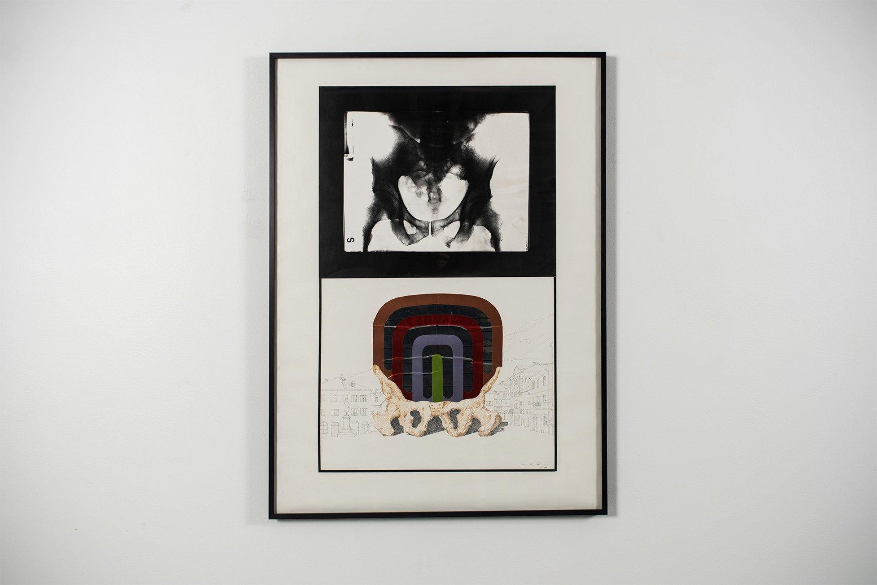 Ico Parisi |   Collage installation