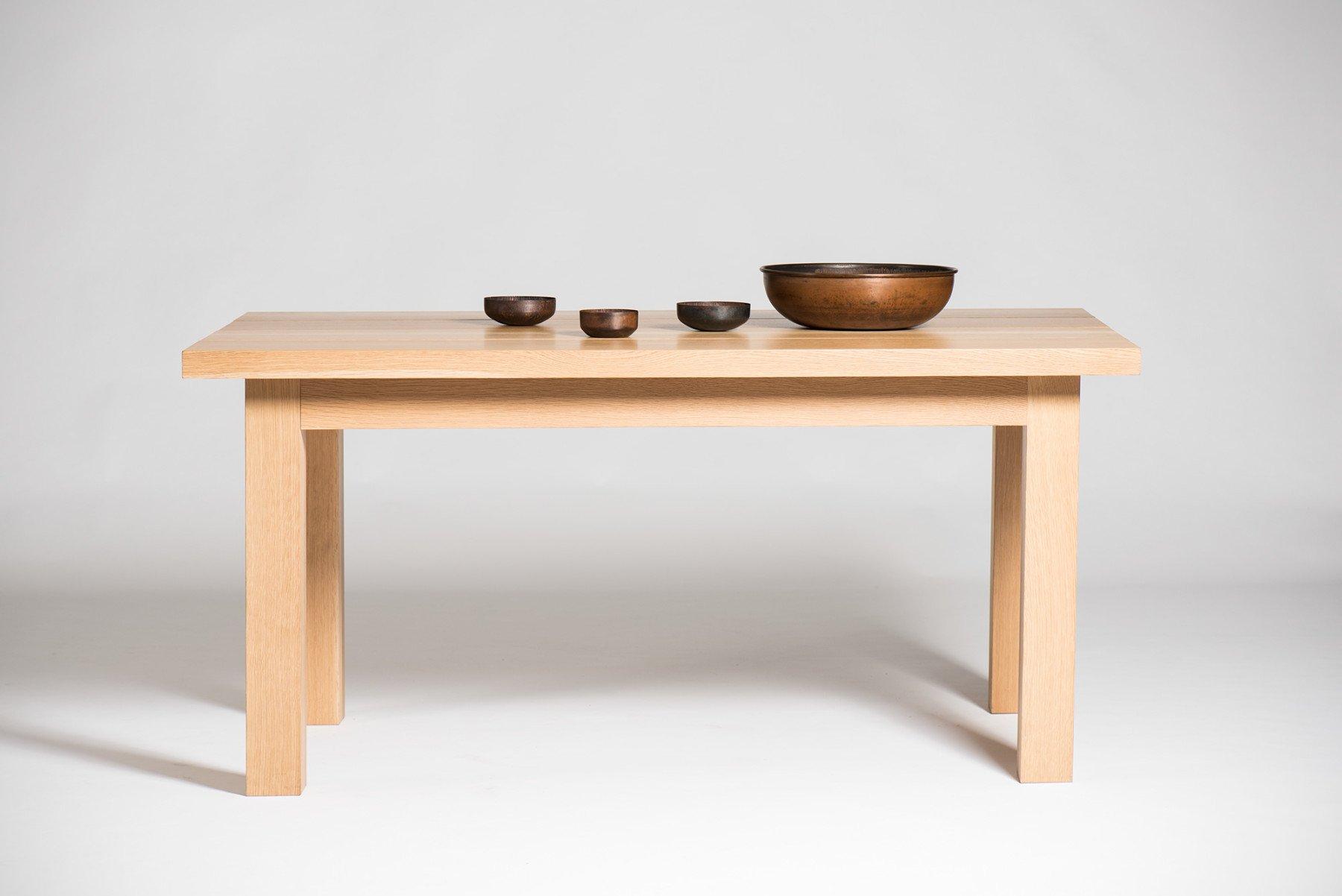 Jonathan Nesci |   Living - dining table