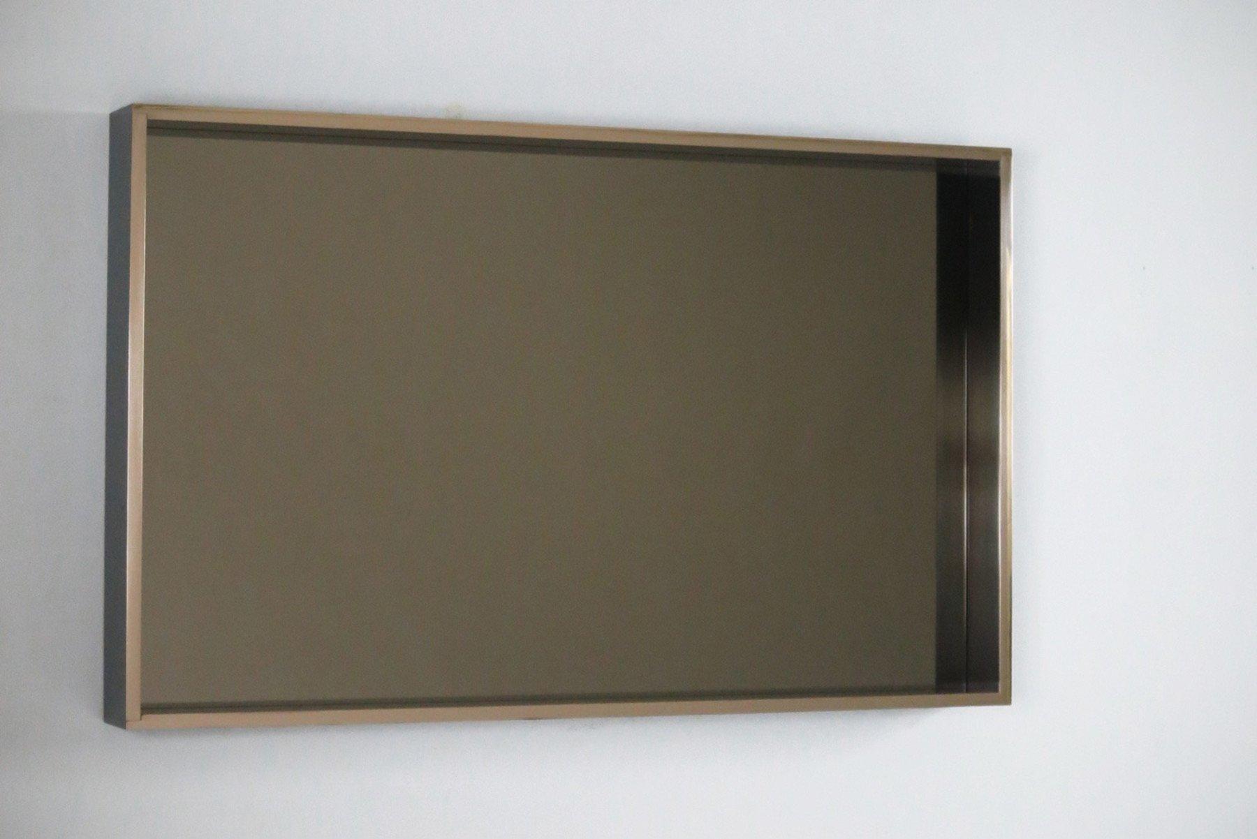 Jonathan Nesci |   GV - bronze mirror