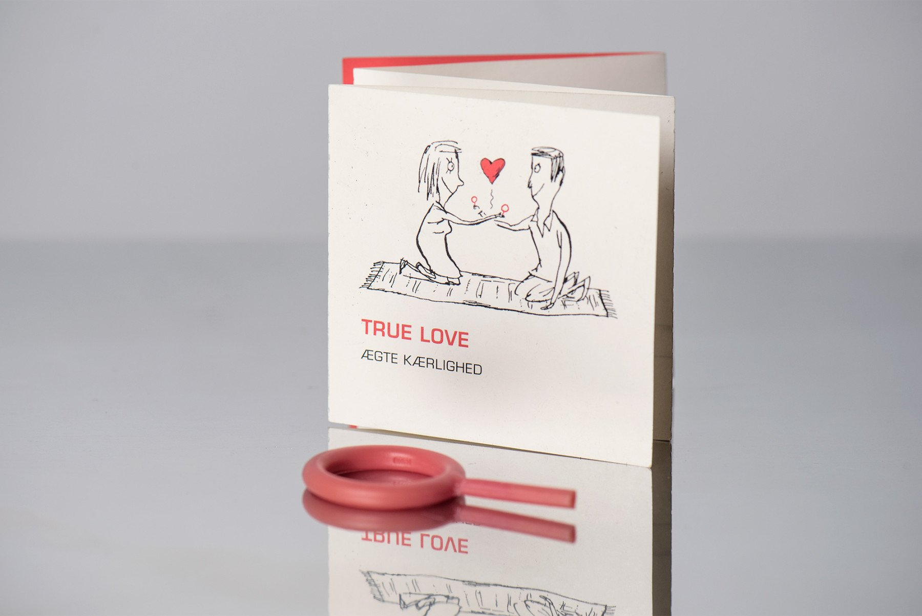 Karina Noyons |   True Love - wedding rings