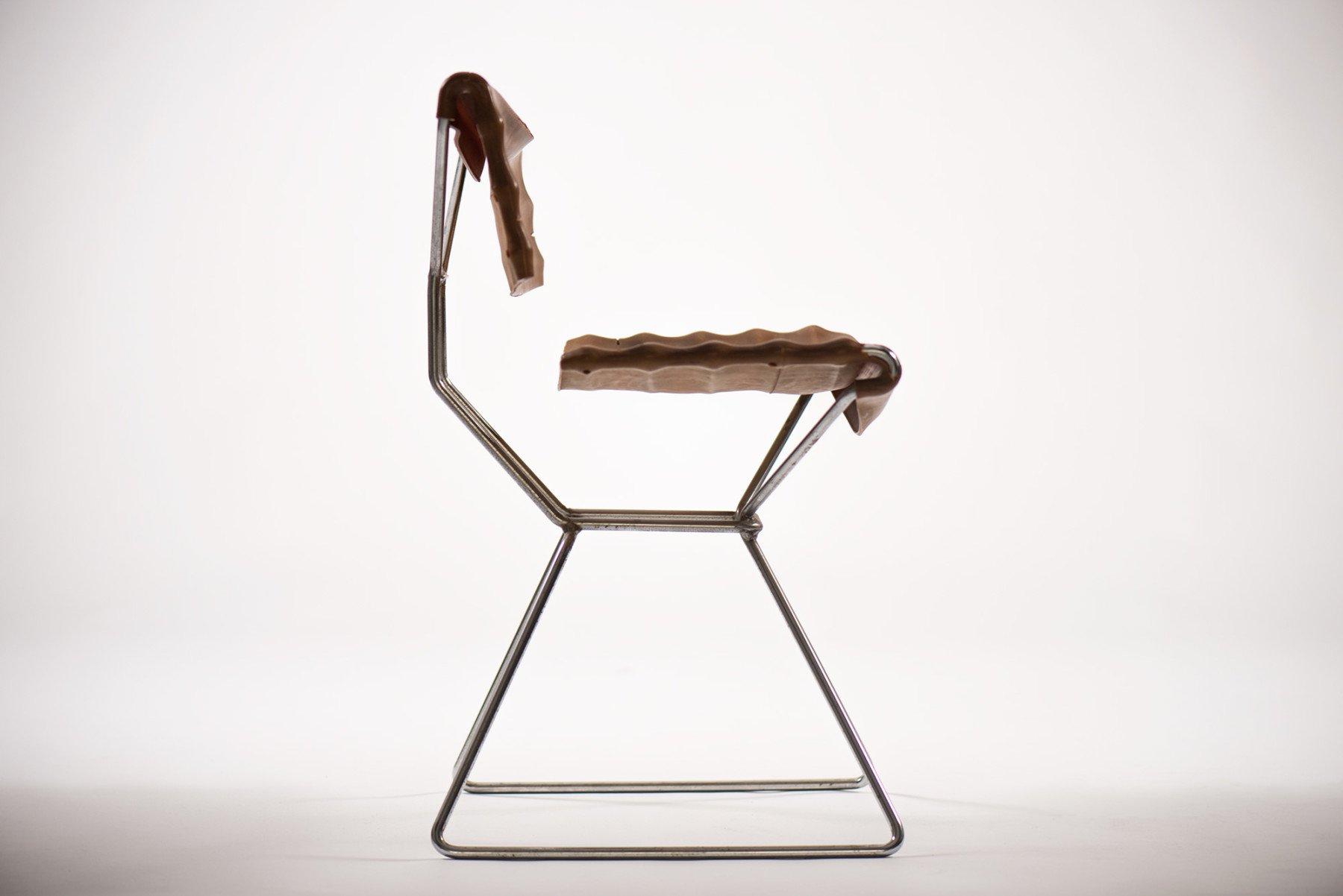 Angelo Mangiarotti |   Tensio - chair