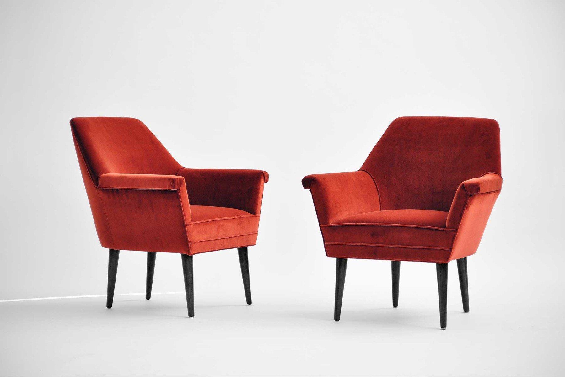 Studio BBPR |   Armchair - set of four