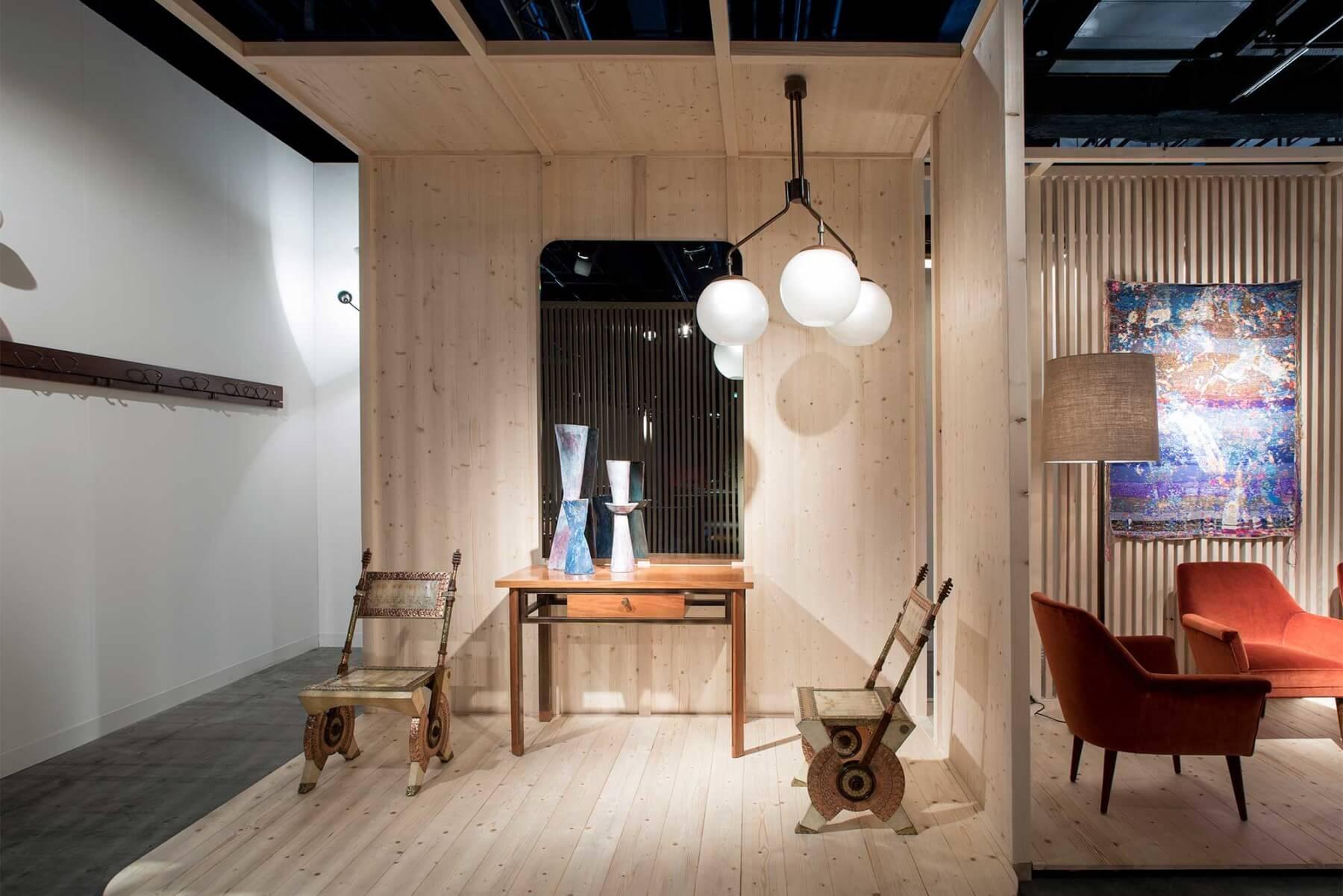 Studio BBPR |   Coat rack