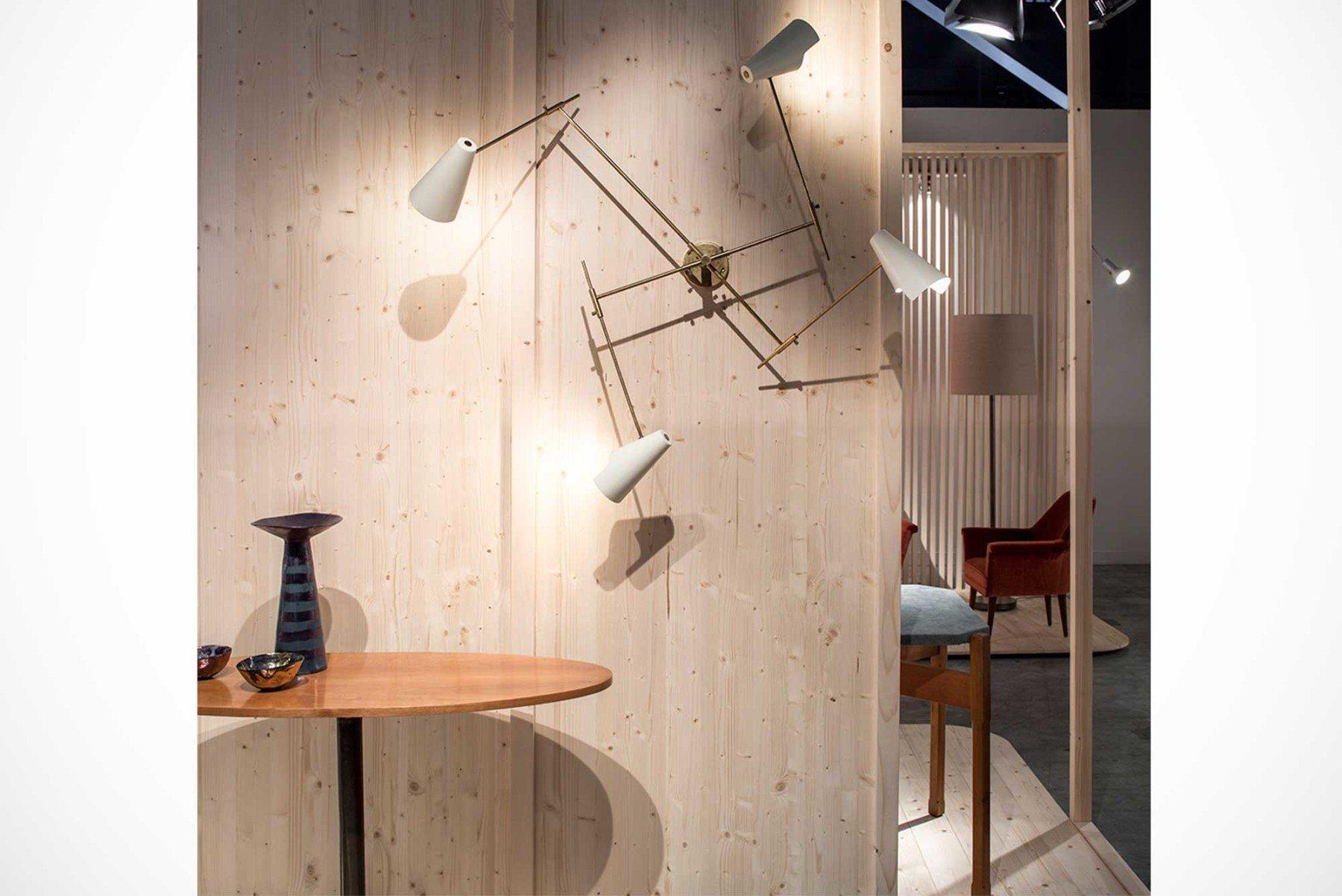 Gino Sarfatti |   Rare wall light, model 169/4