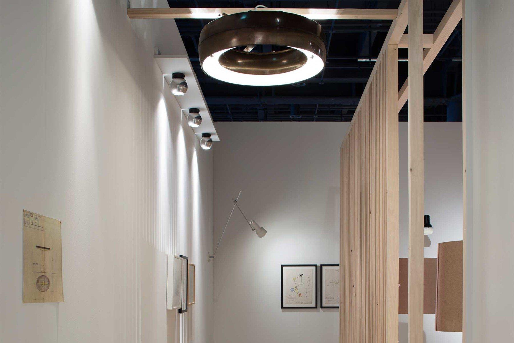 Studio BBPR |   Ceiling light
