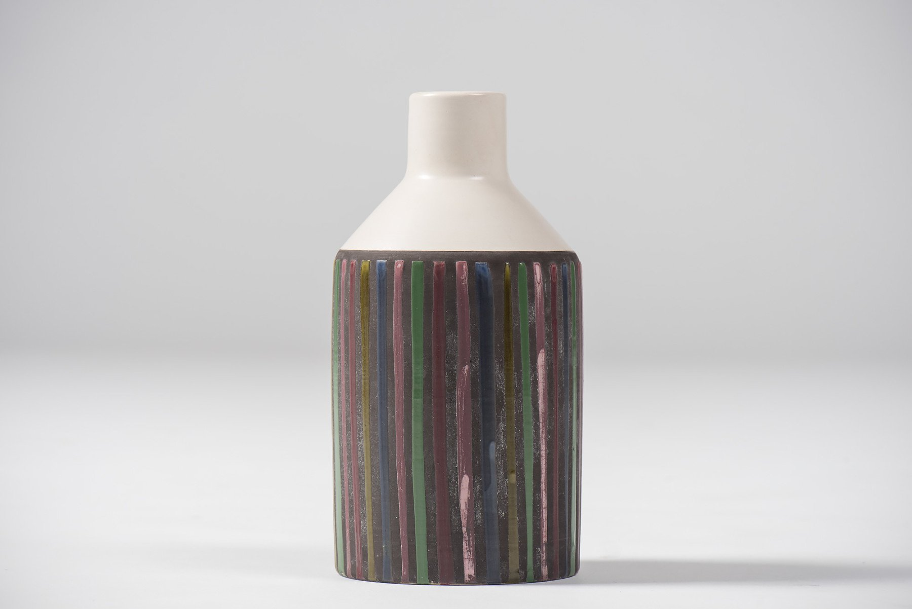 Ettore Sottsass |   Bottle/vase model no. 186