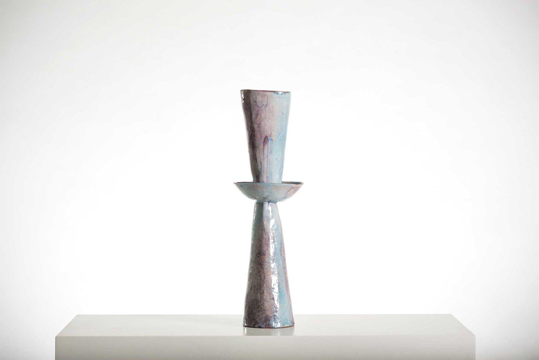 Fausto Melotti |   Colletto - ceramic vase