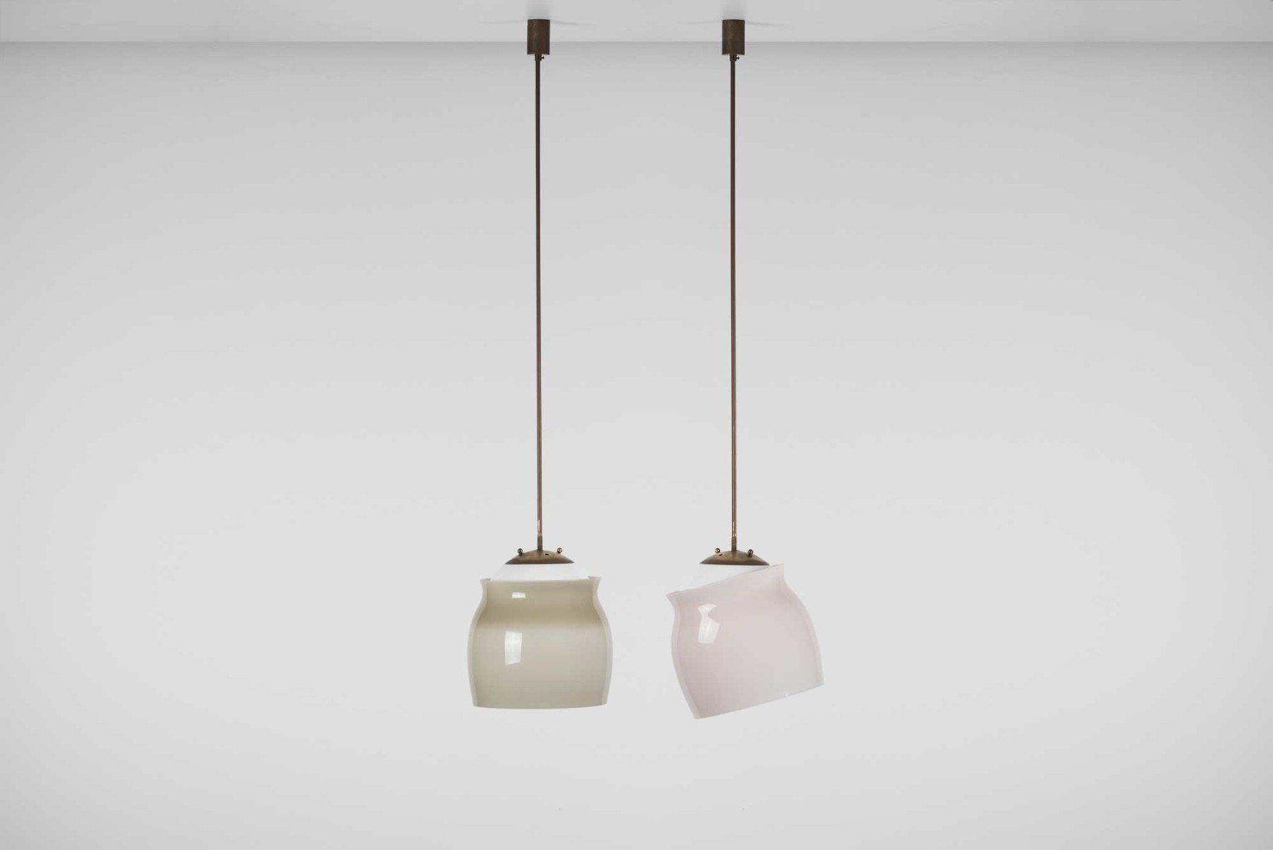Franco Albini |   Ceiling light model 4023