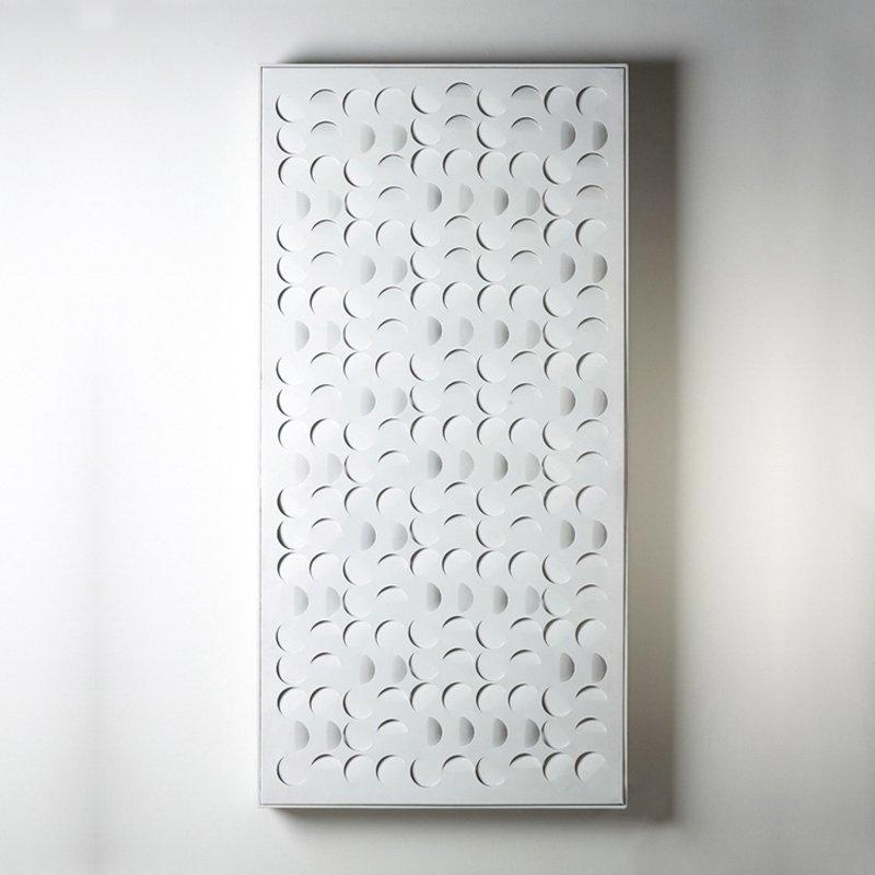 Picture of Italian designer Giacomo Benevelli's Arabesco withe wall light