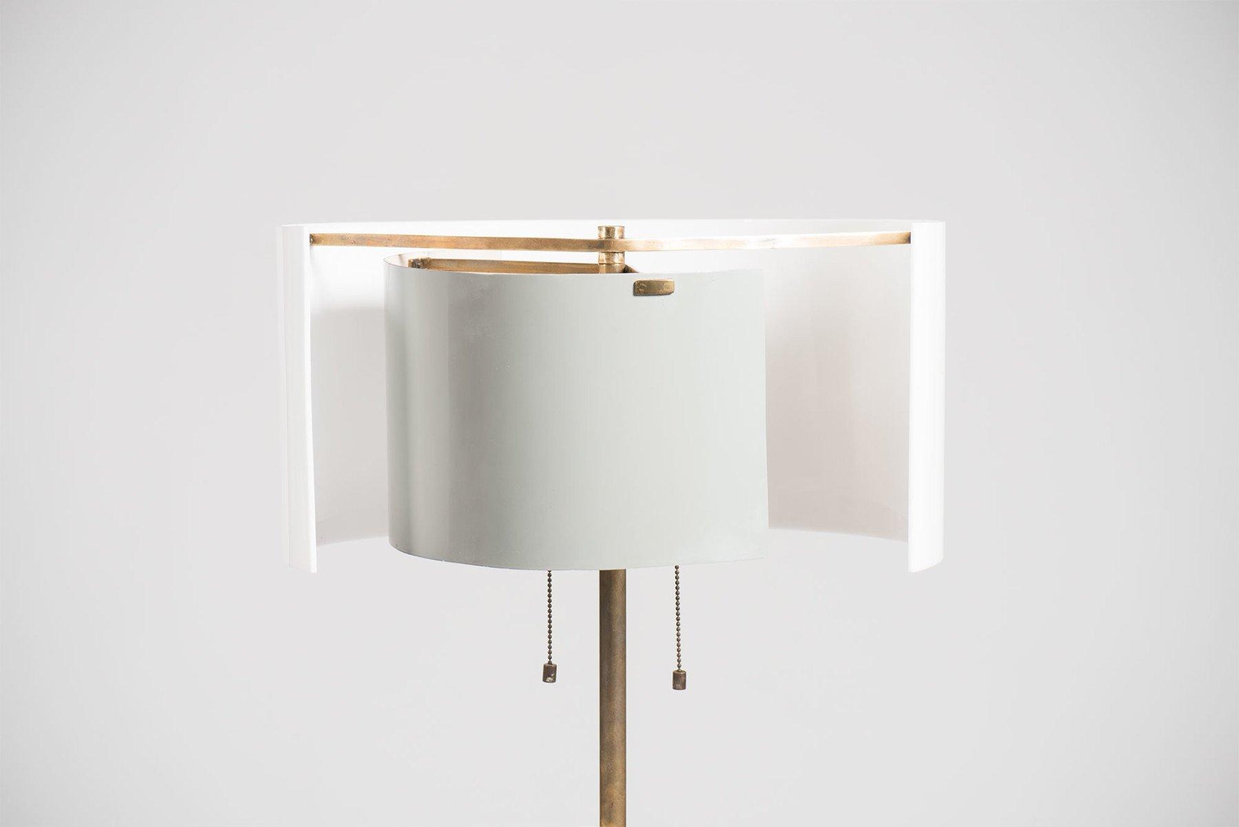 Gino Sarfatti |   Floor lamp, model 1056