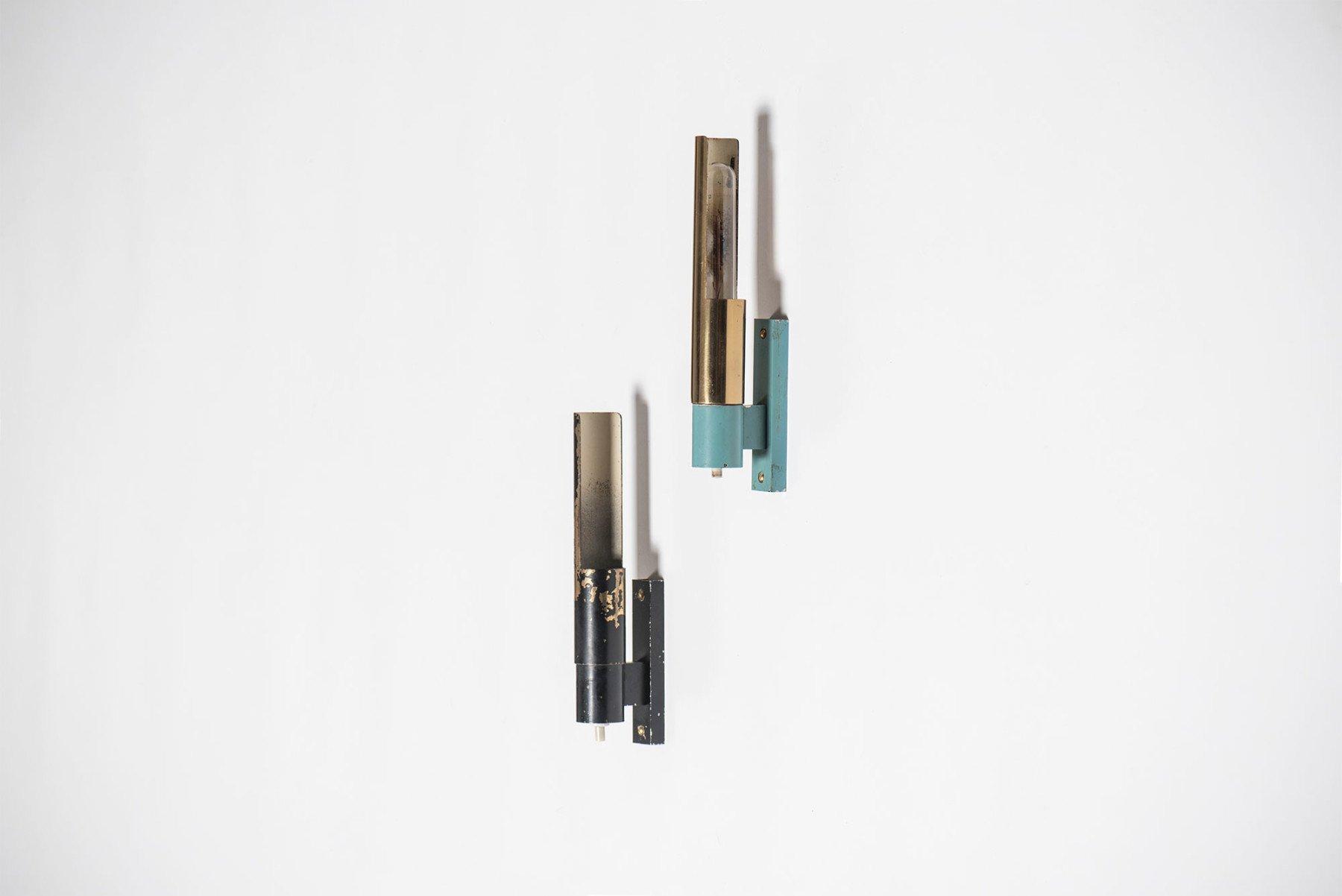 Gino Sarfatti |   Wall light, model 211 - pair