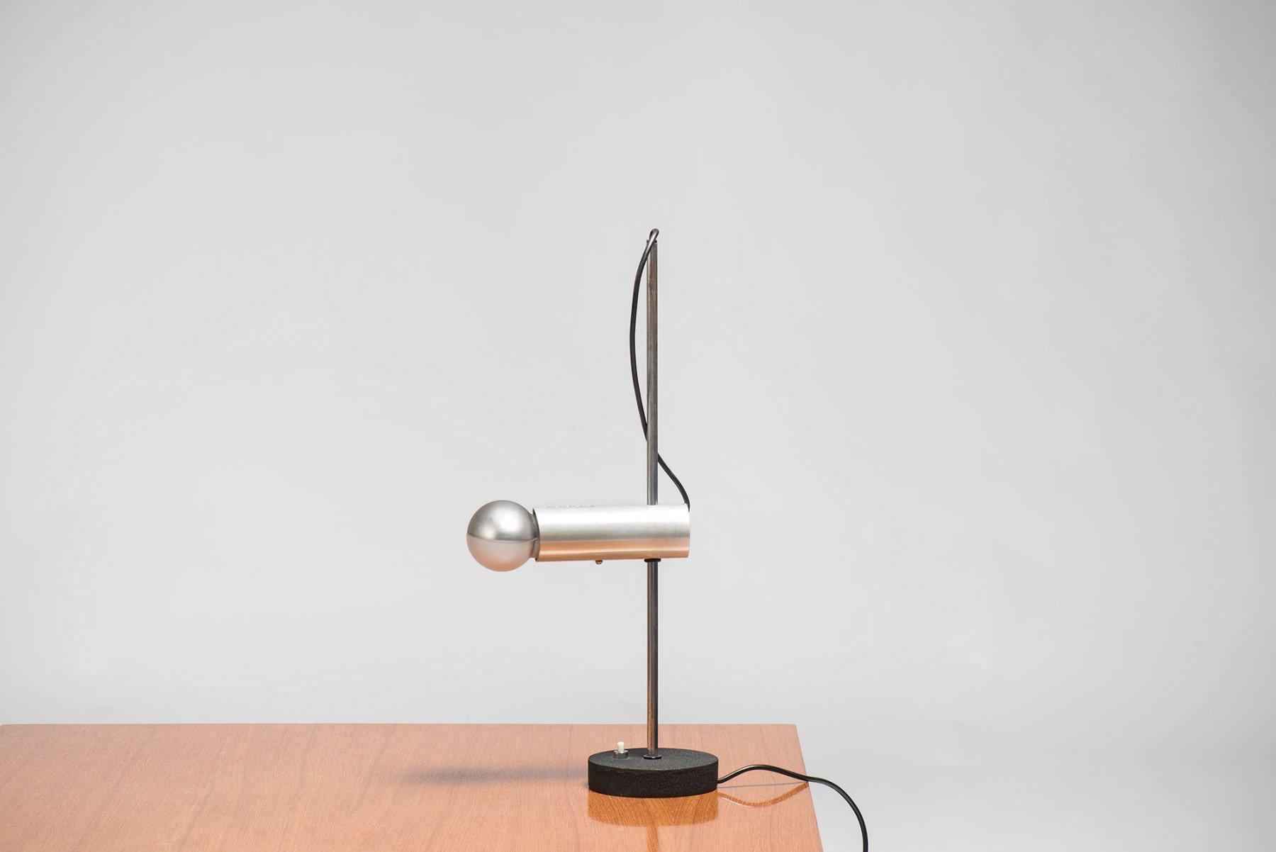Gino Sarfatti |   Table lamp, model 566