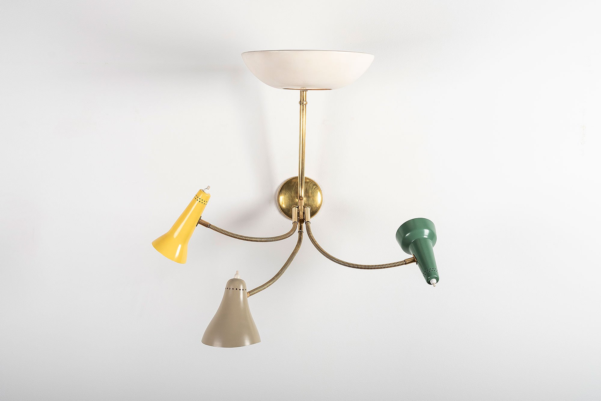 Gino Sarfatti |   Wall light model 179