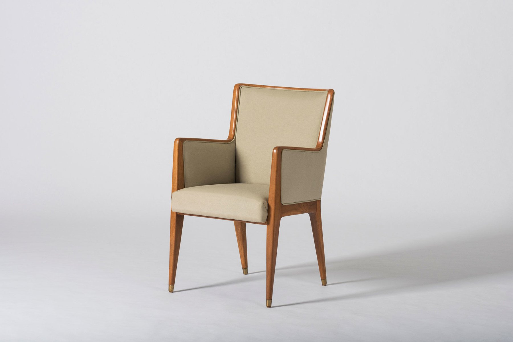 Gio Ponti |                              Pair of armchairs model 504
