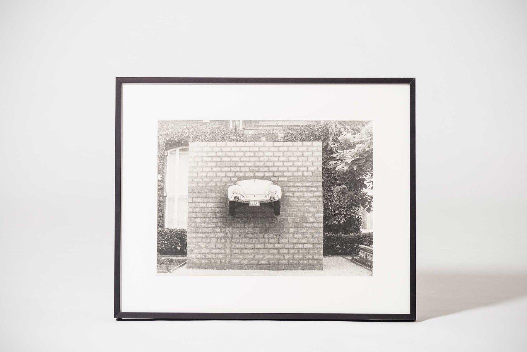 Ico Parisi |   Wall art - Photo collage