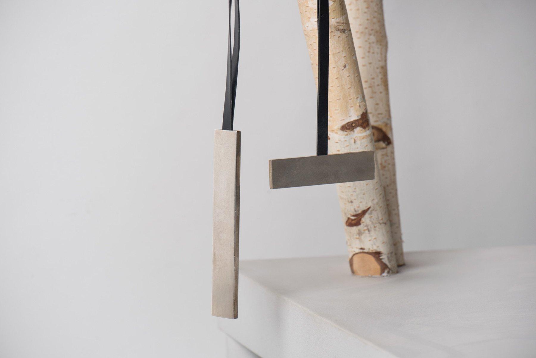 Karina Noyons |   crossing - necklace