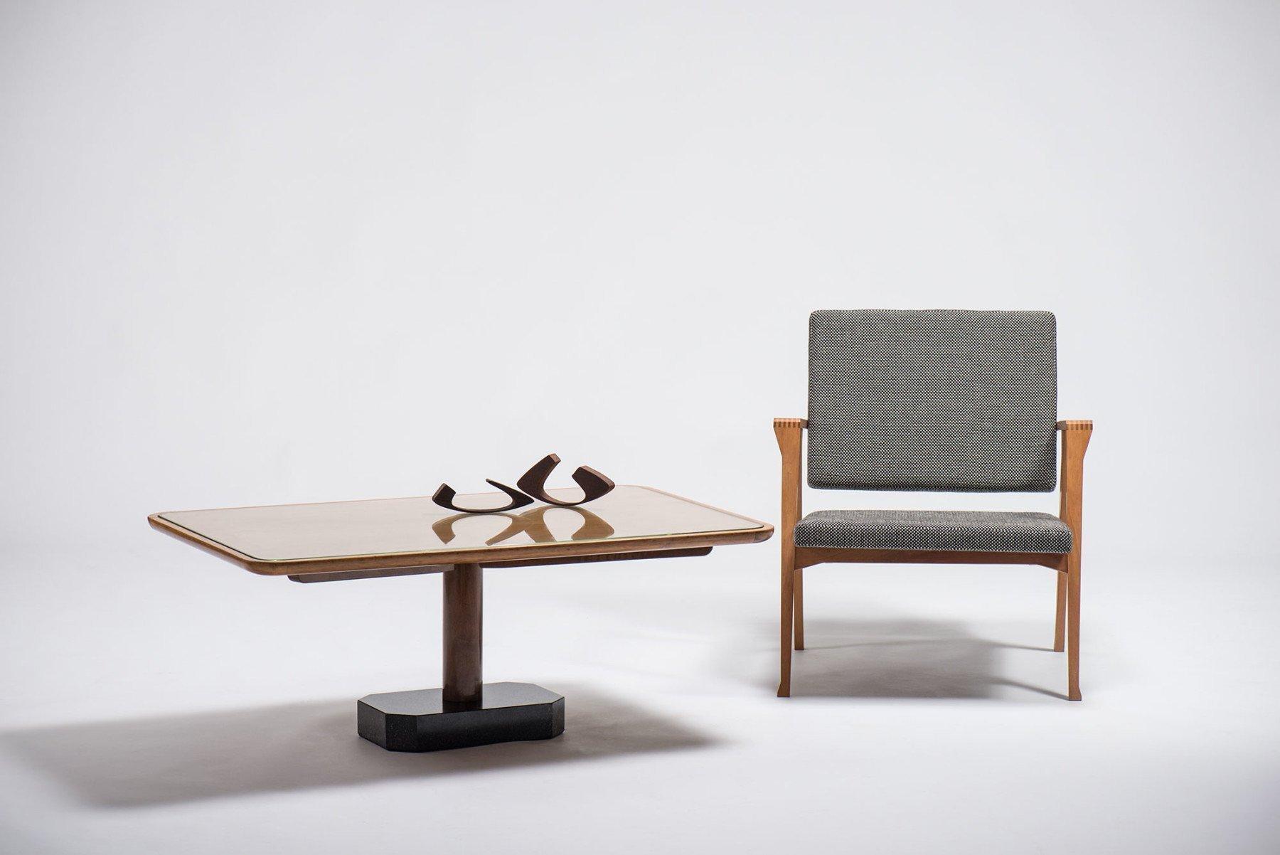 Luigi Caccia Dominioni |   Coffee table