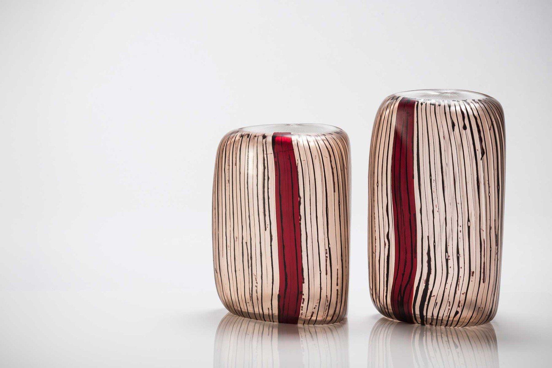 Michela Cattai |   Canneto Fasce - glass vases