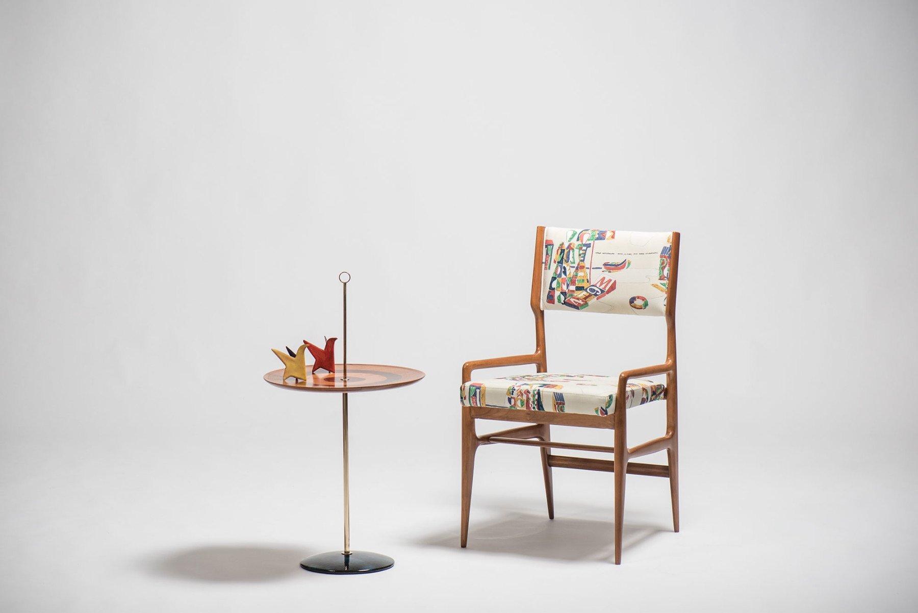 Gio Ponti |   Side chair mod. 676