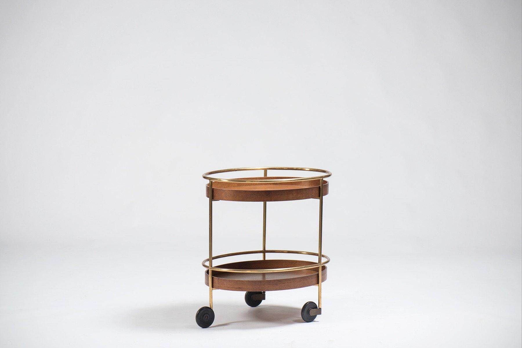 Paolo Tilche     Serving cart