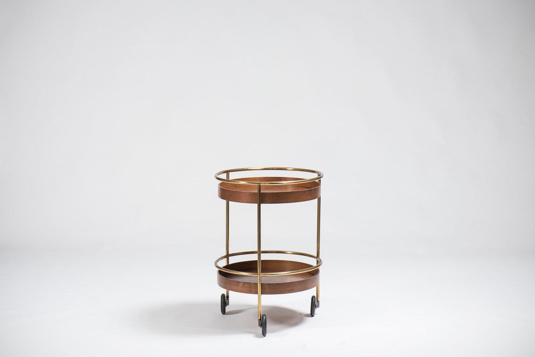 Paolo Tilche |   Serving cart
