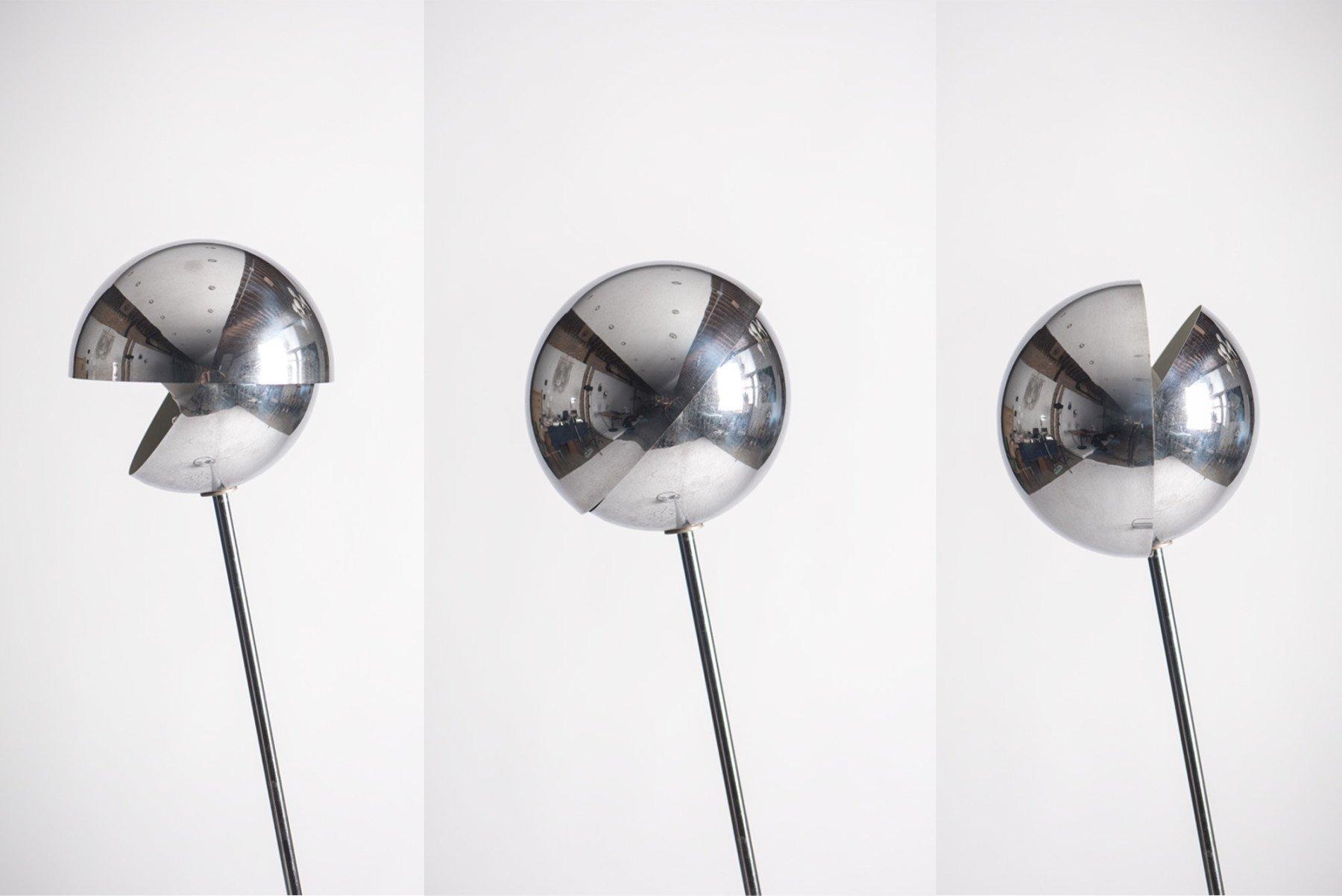 Paolo Tilche     3s - adjustable floor lamp
