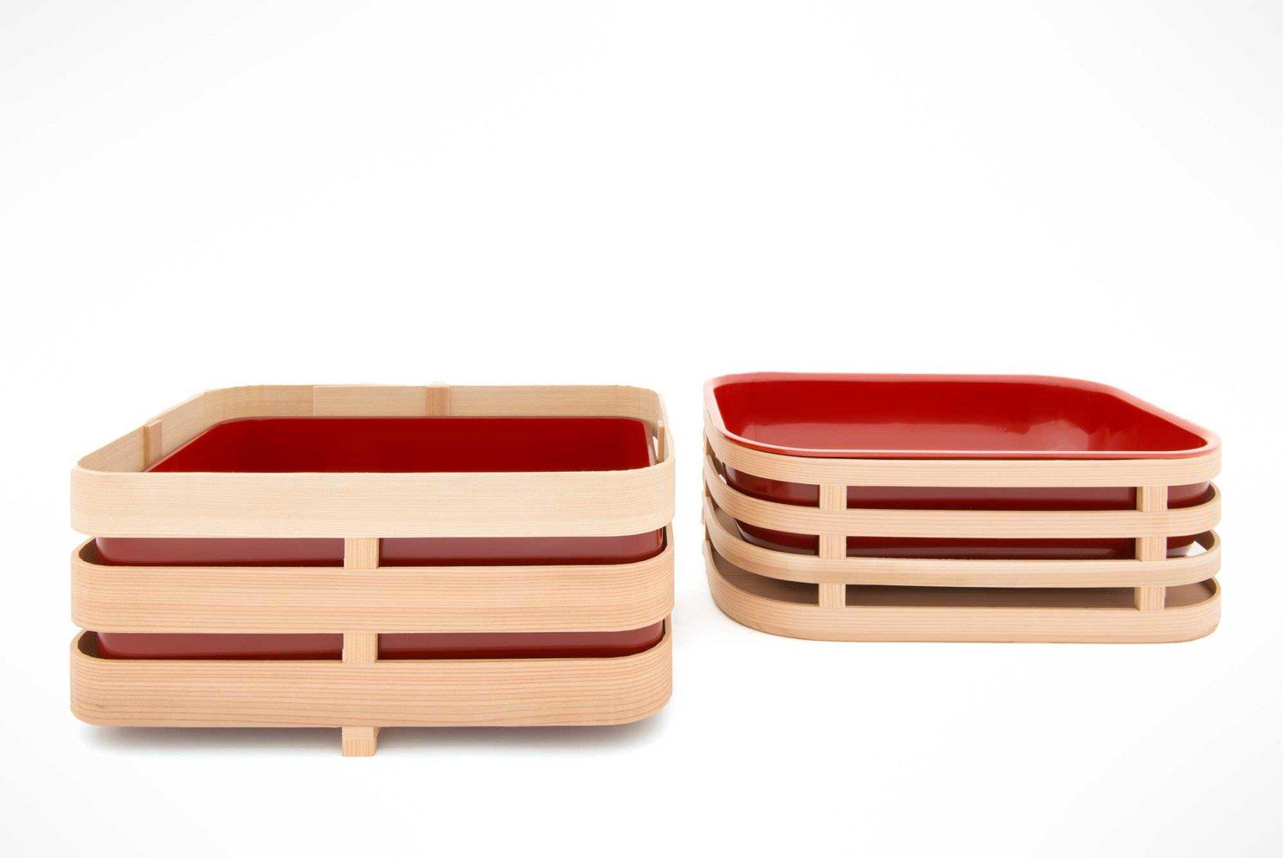 Philippe Nigro |   Trays & fruit baskets