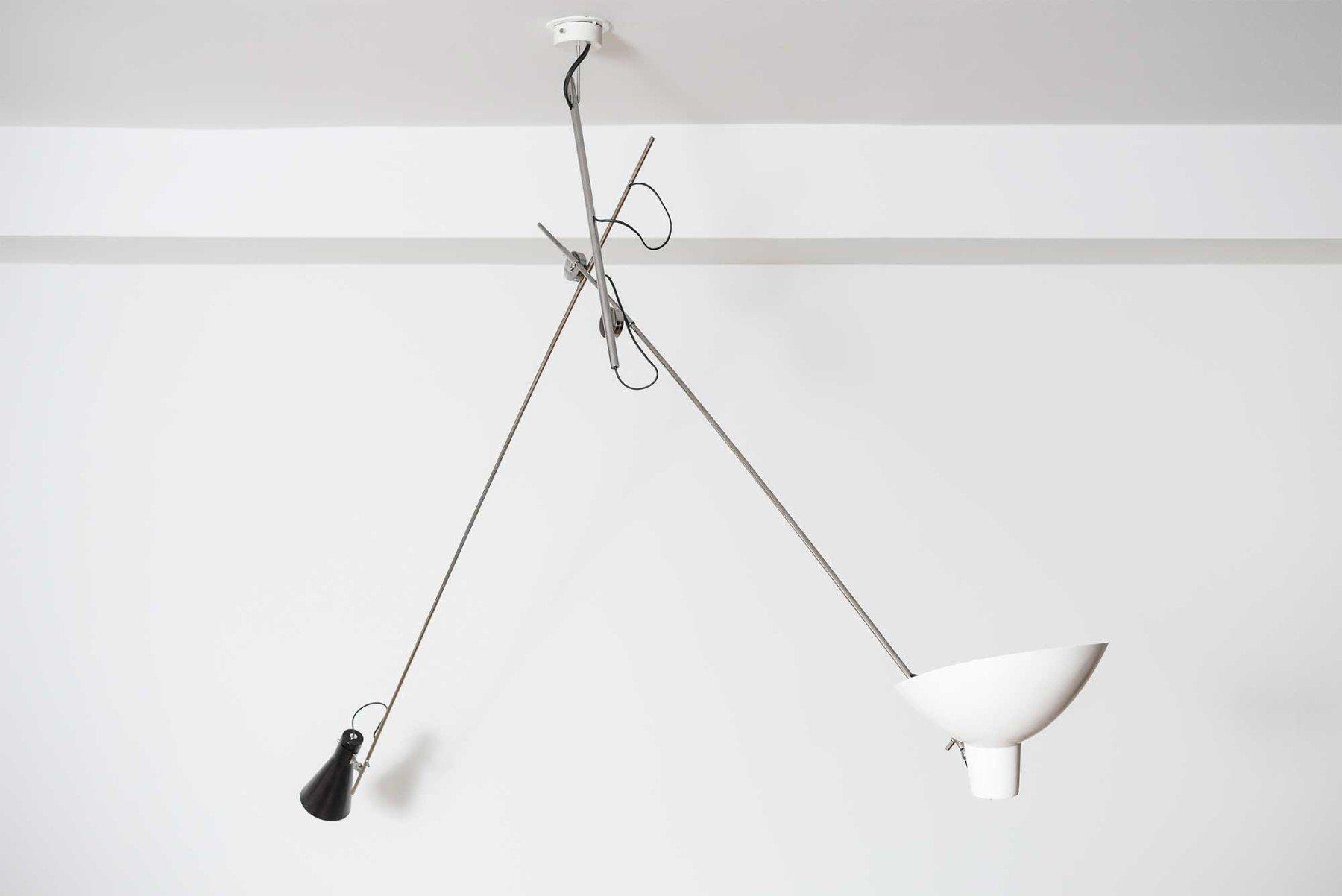 Vittoriano Viganò |   Ceiling light model 2062