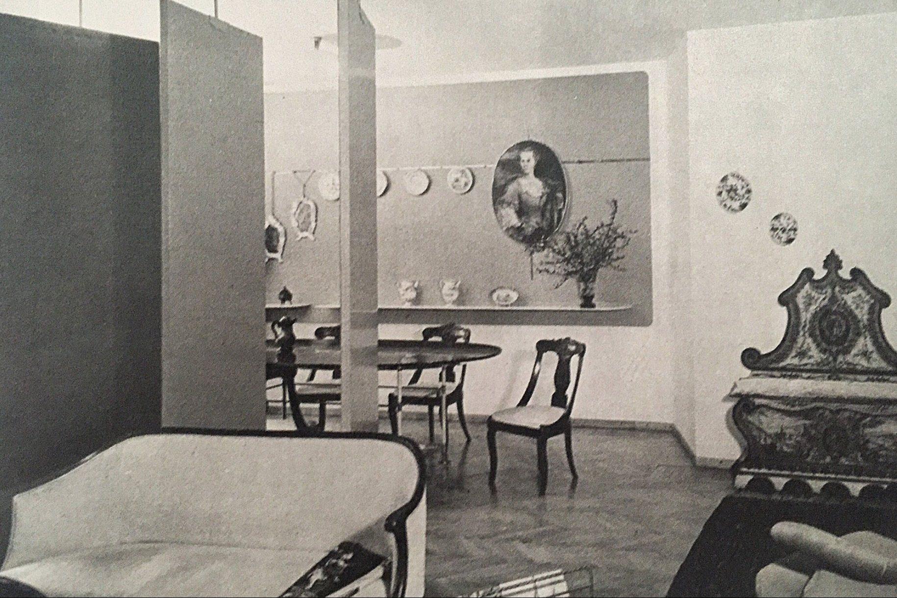 Attilio Colonnello |   Unique dining table
