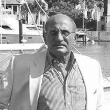 Italian architect and designer Gianfranco Fini
