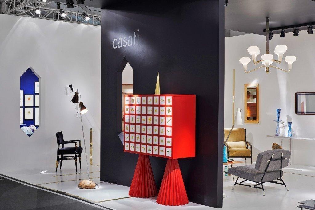 Casati Gallery at Design Miami 2014