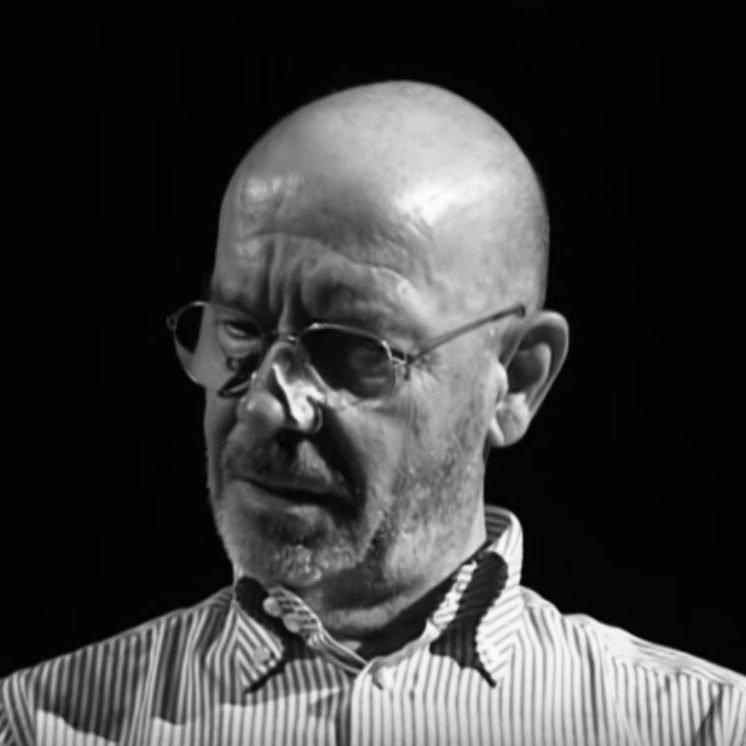 Portrait of Italian architect and designer Mario Bellini