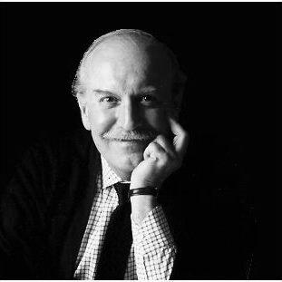 Portrait of Italian designer and architect Sergio Asti