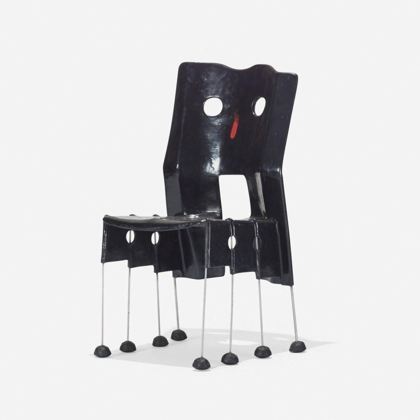 Vitra chair by Italian designer Gaetano Pesce copy