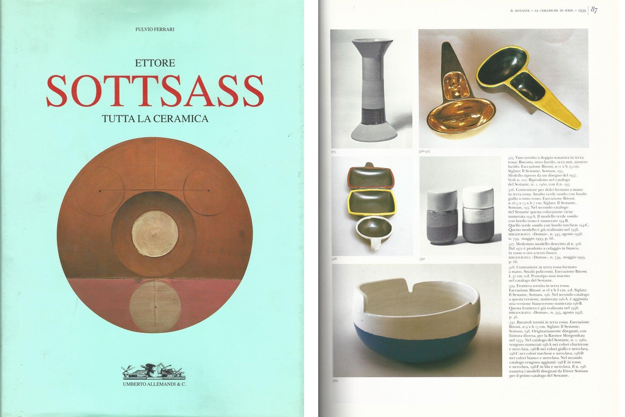 Ettore Sottsass |   Candy Bowl