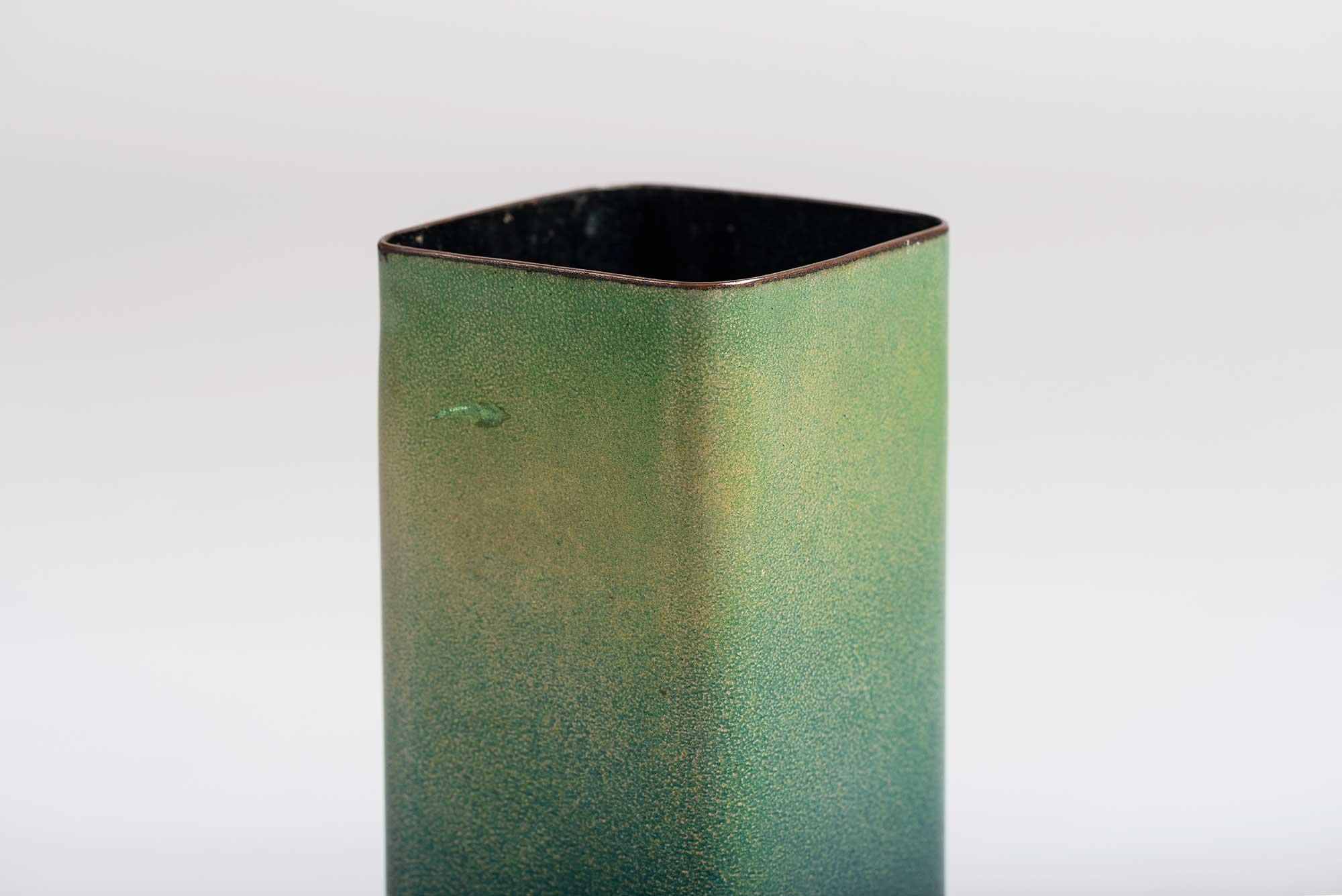 Paolo de Poli |   Enameled vase
