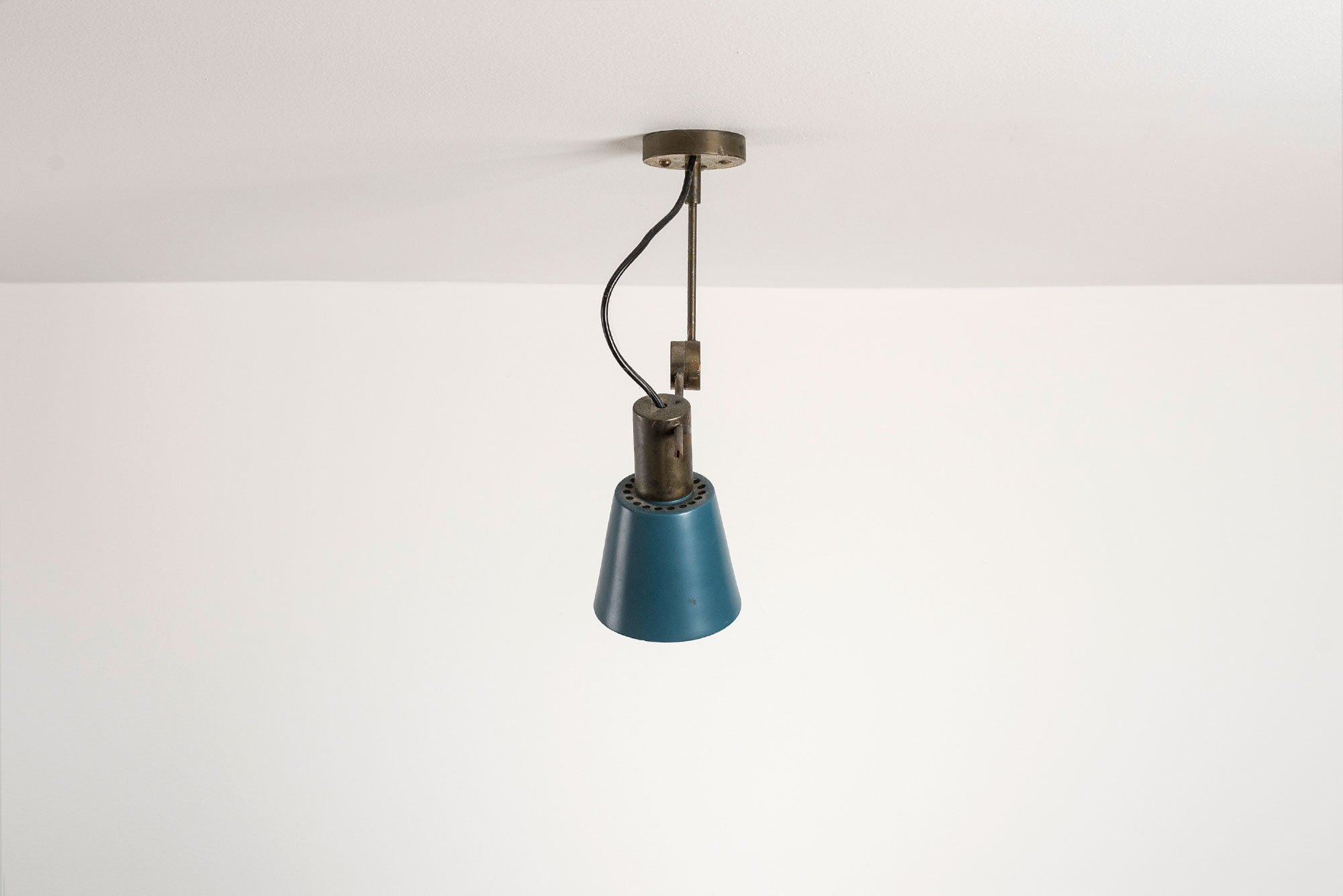 Tito Agnoli |   Wall or ceiling lamp