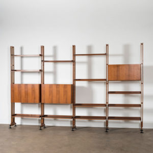Franco Albini and Franca Helg LB10 Bookcase front view