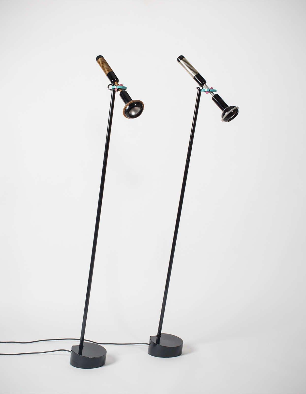Achille Castiglioni |  Grip - floor lamp