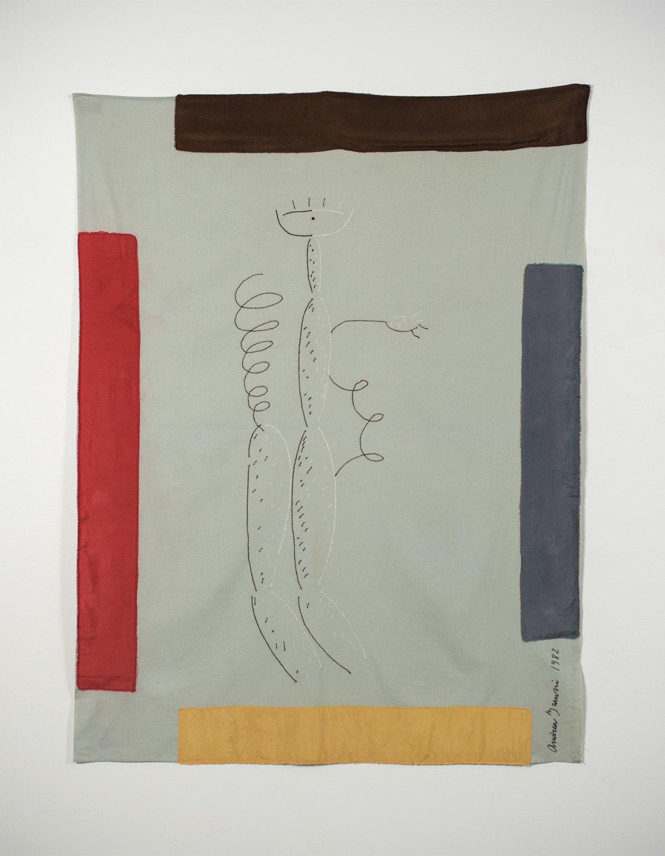 Andrea Branzi |  Uomo cactus - wall tapestry