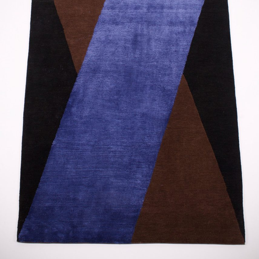David Salkin |                                  Basic1 - rug triptych