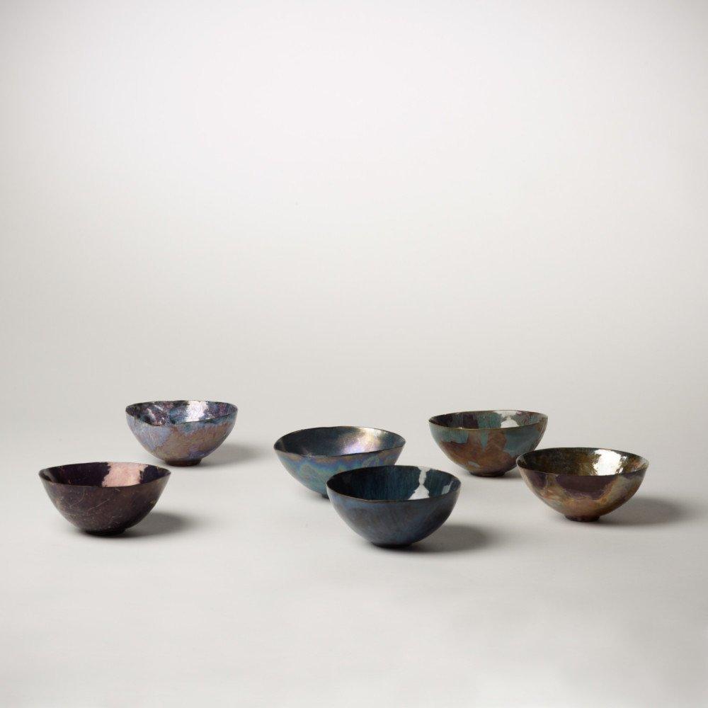 Fausto Melotti |                                  Ceramic bowls
