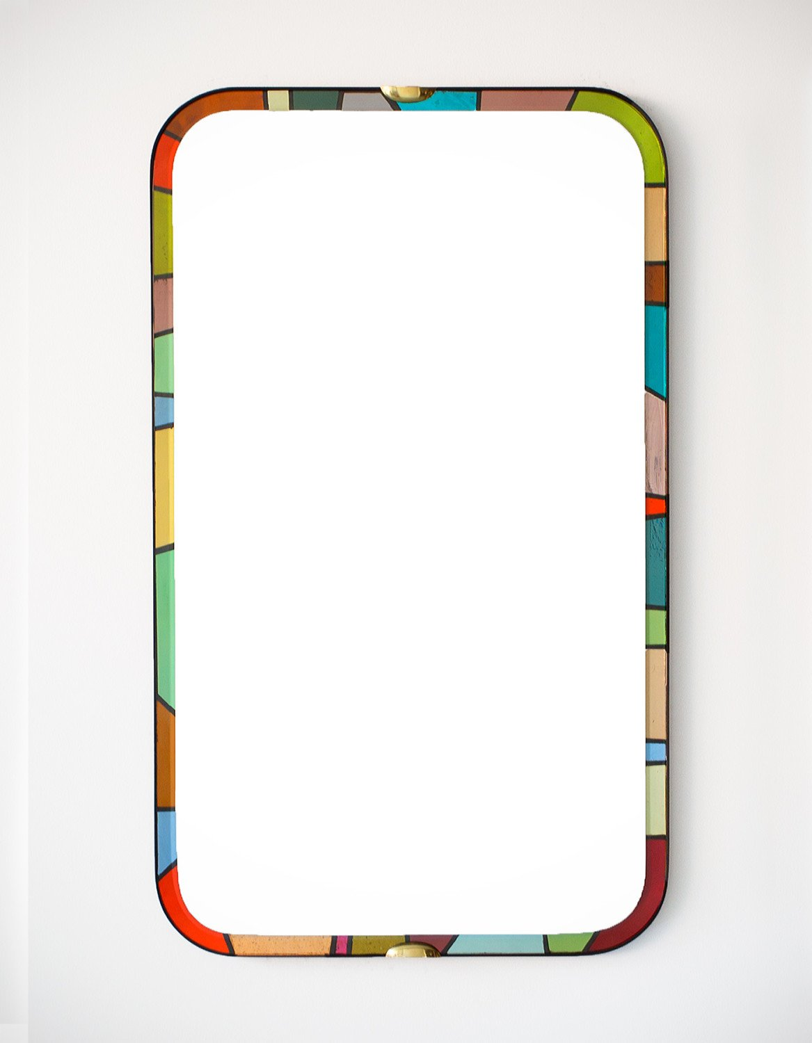 Max Ingrand for Fontana Arte |  Arlecchino - mirror