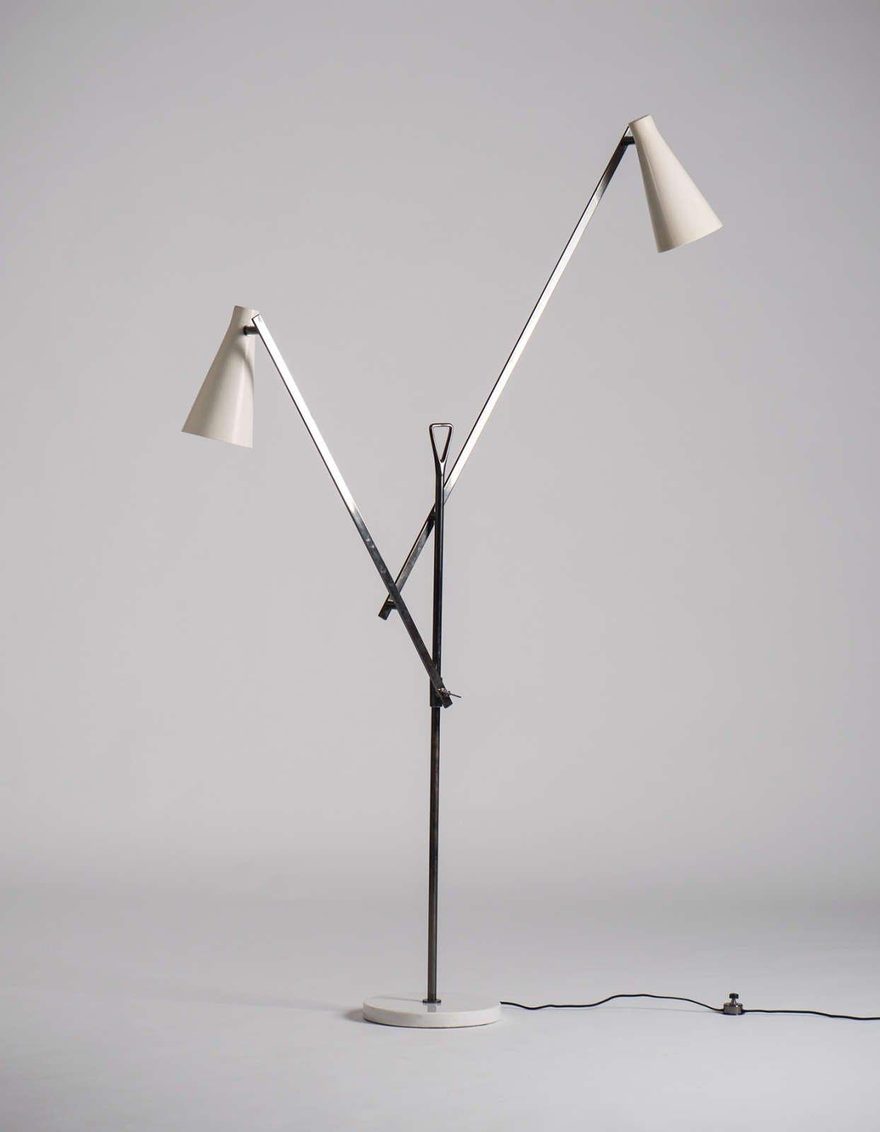 Franco Buzzi |  Floor lamp